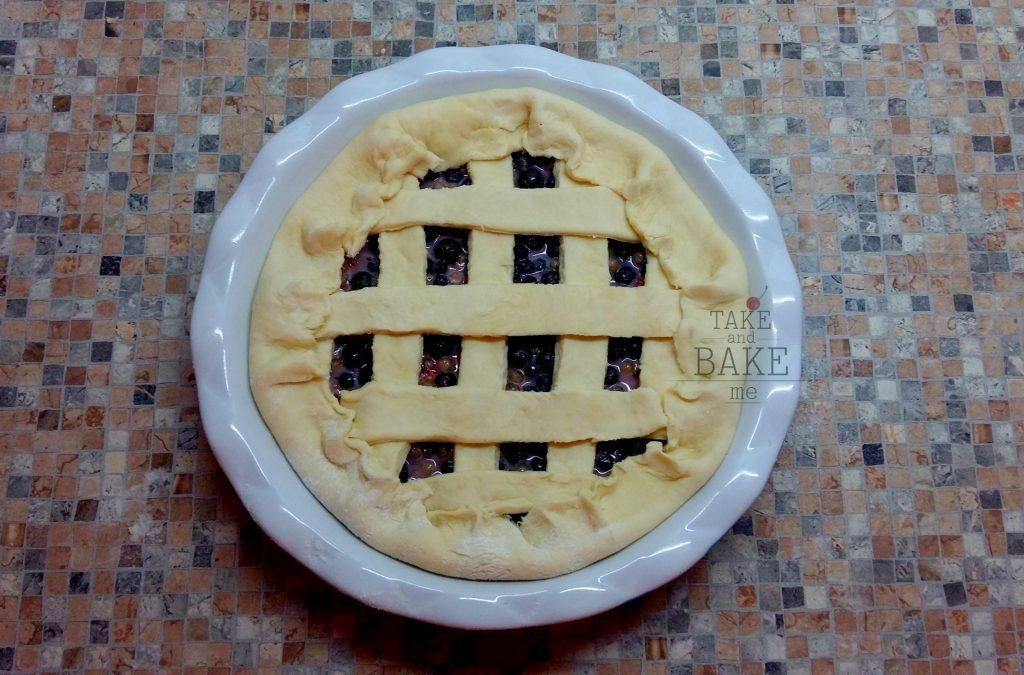 пирог со смородиной 12