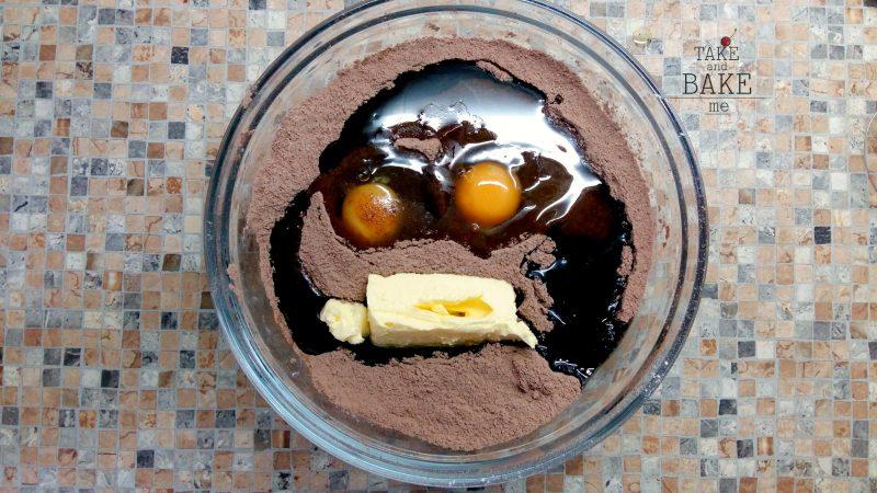 шоколадный с маскарпоне
